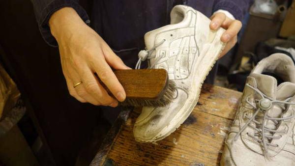靴ヒモの結び方
