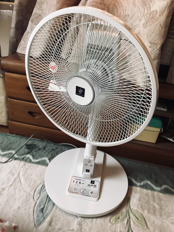 匂い取り扇風機