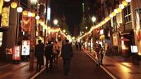 夜の街を♪   お散歩   ♪