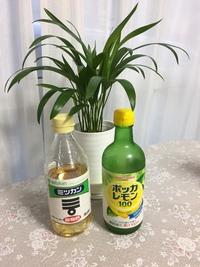 健康飲料「レモンとお酢」