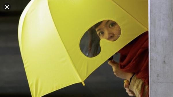 傘の捨て方