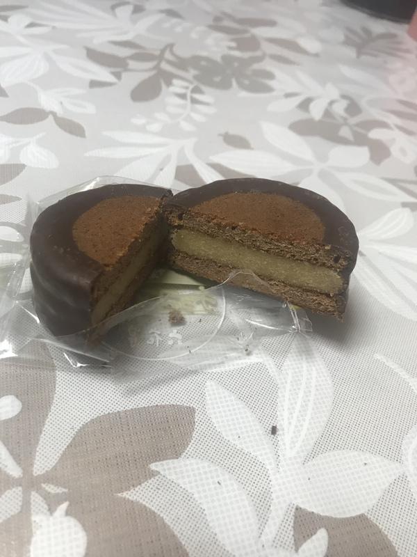 チョコマロン