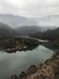 小丸川の朝