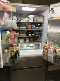 我が家の「冷蔵庫」