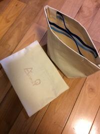 新しいお店オリジナルもの袋
