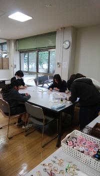 レジン教室!!