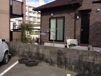 フェンスの施工事例