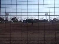 野球アナウンス(練習試合)