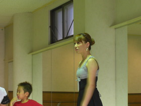 はじめてのバレエ体験