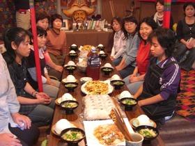 里山で酵素エキス作り体験(2009年10月31日)