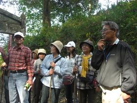石山観音堂まるごと散策(2009年10月31日)