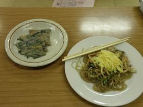 韓国料理に挑戦