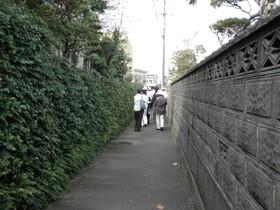 南九州大教授陣とまちなか散策1