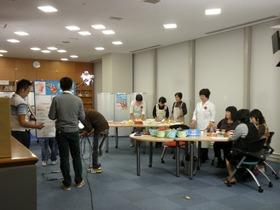 ボンパク、NHK生放送!