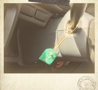 父とドライブ
