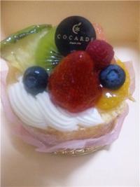 スペシャルショートケーキ(*ゝω・)