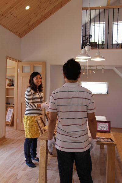 宮崎市島之内 S様邸完成見学会終了しました。