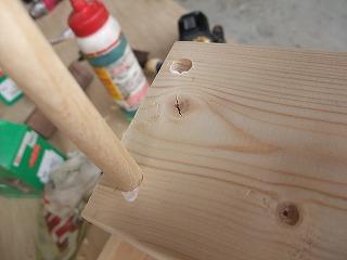 木工教室へ参加♪