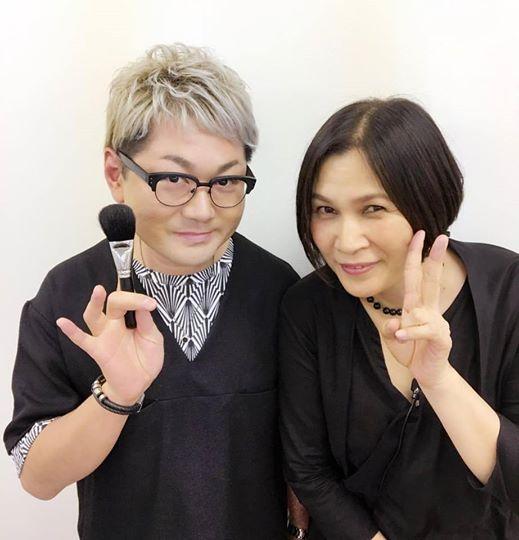 千吉良恵子さんと♪メイクショー楽しかった!