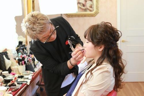 結婚式列席のヘアメイク、ご予約受付中♪