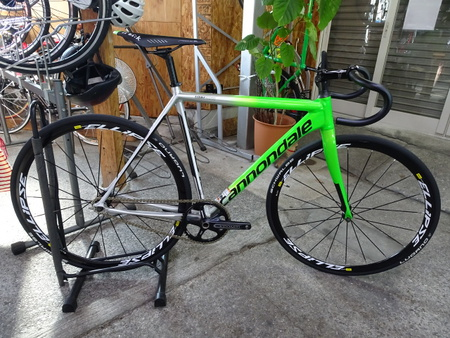 Cannondale CAAD10 TRACK