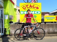 常連様のバイクご紹介~CANNONDALE SUPERSIX EVO Hi-MOD SRAM FORCE~