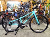納車報告~2019 TREK FX 2 Women's Disc Miami Green~