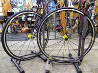 商品情報~MAVIC Ksyrium Elite UST Yellow~