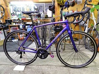 納車報告~2019 TREK EMONDA ALR 5 Purple Flip~