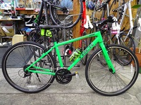 納車報告~2018 TREK FX3 Green Light~