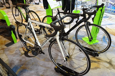 CANNONDALE展示会~2018年モデル レポート6枚目~