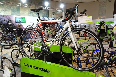 CANNONDALE展示会~2018年モデル レポート5枚目~