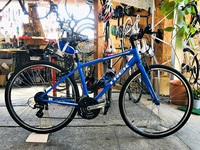 納車報告~2018 TREK FX1 Waterloo Blue~