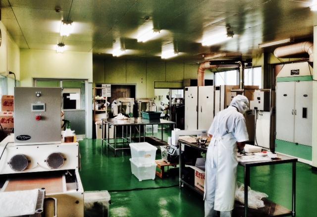木城工場内写真