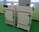 間接加熱型温風乾燥機 EM-6