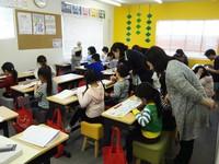 久しぶりの授業の様子&大坪教室工事開始