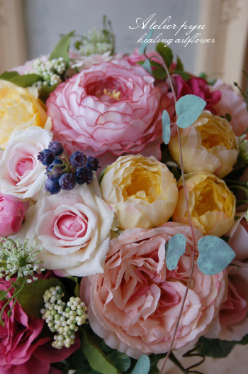 愛らしいお花たち♪
