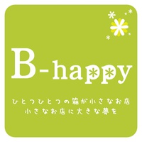 B-happy お買い上げ金額から10%off