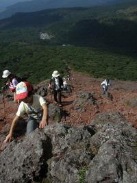 高千穂の峰登山