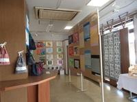 町内中学校合同作品展