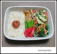 今日のお昼ご飯 ♪