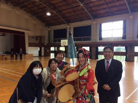 延岡の小学生との出会い