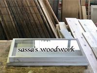 出店者さまご紹介 sassaswoodwork さま