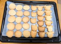 バレンタイン用にクッキー