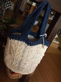 編み編み作品入荷しました
