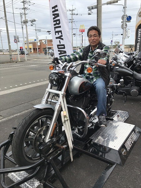 大試乗会inユタカシティのご報告