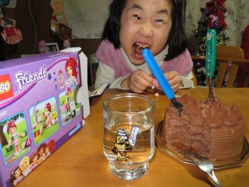 娘の誕生日という一日