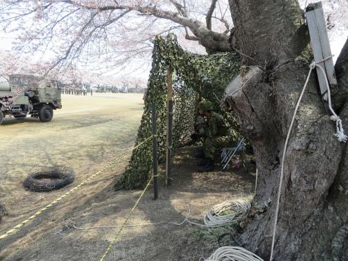 八戸駐屯地創立58周年記念行事 其の弐