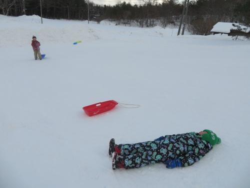 スキーもスノボもしないけどスキー場に逝って来た