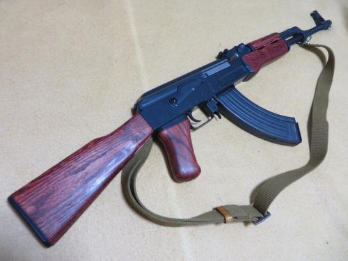 何故か突然AK47が欲しくなった